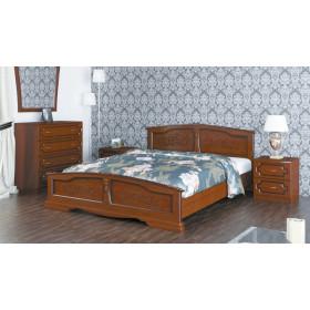 Кровать Елена (Орех)