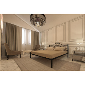 Железная кровать Танго
