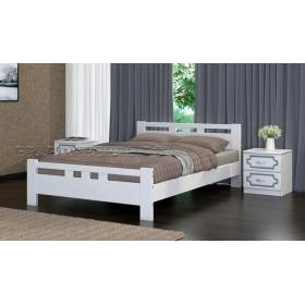 Кровать Вероника-2 (Белый античный)