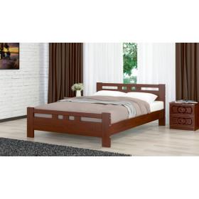 Кровать Вероника-2 (Орех)