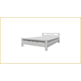 Кровать Вероника-3 (Белый античный)