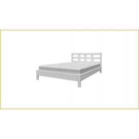 Кровать Вероника-4 (Белый античный)