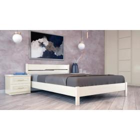 Кровать Вероника-5 (Белый античный)