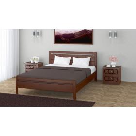 Кровать Вероника-1 (Орех)