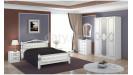 Спальня Идиллия белая лак (Браво) в Симферополе и Крыму