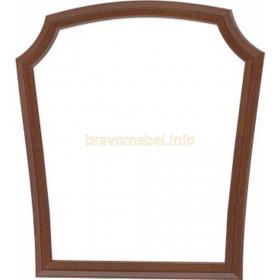 Зеркало навесное Лакированная (Браво)