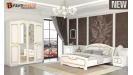 Спальня Магия Белое золото в Симферополе и Крыму