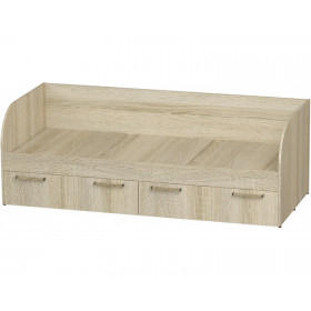 Кровать КР-01 с ящиками Сенди