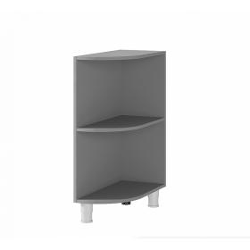 Шкаф угловой ЗУР кухня Мята