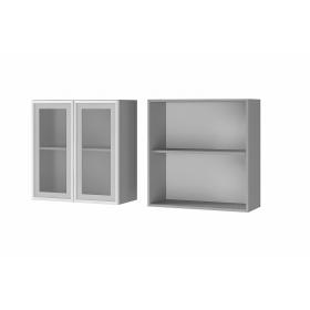 Шкаф настенный 7В2 кухня Альфредо