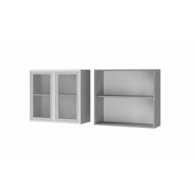 Шкаф настенный 8В2 кухня Альфредо