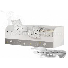Кровать детская КР-01 с под.механизмом Трио «Звездное детство»