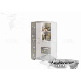 Шкаф ШК-10 Трио «Звездное детство»