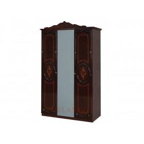 Шкаф 3-х дверный Роза