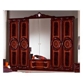 Шкаф 6-ти дверный Роза