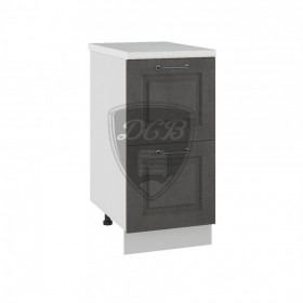 Шкаф нижний С 400 кухня Тито