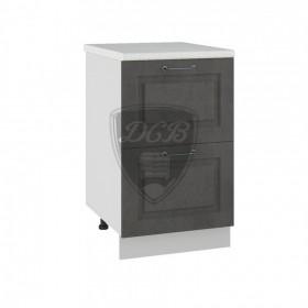 Шкаф нижний С 500 кухня Тито