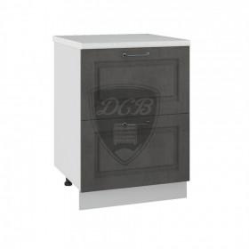 Шкаф нижний С2К 600 кухня Гарда