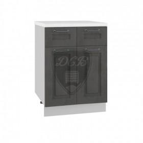 Шкаф нижний С2Я 600 кухня Гарда
