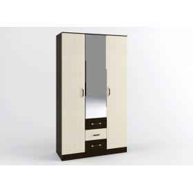 Шкаф 3-х створчатый ШКР 1200.2 Ронда