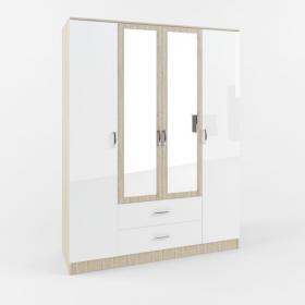 Шкаф 4-х створчатый СШК 1600.1