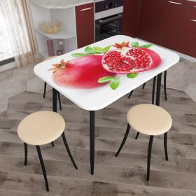 Стол обеденный Гранат
