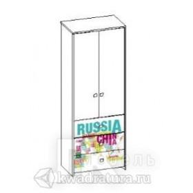 Шкаф с ящиками Улыбка-4