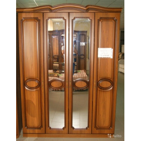 Шкаф 4-х дверный Вега-36