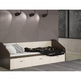 Кровать с ящиками КР3Я-80 Ронда