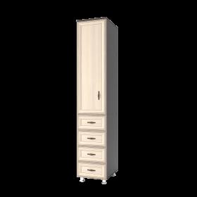 Шкаф 1д с ящиками Классика