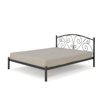 Железная кровать Баттерфляй