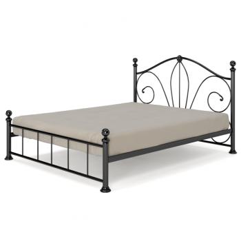 Железная кровать Баттерфляй-2