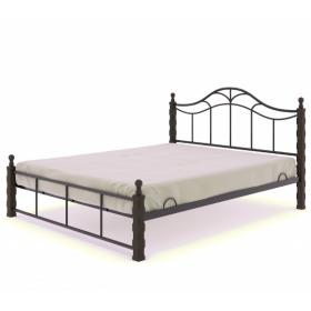 Железная кровать Малайзия-3