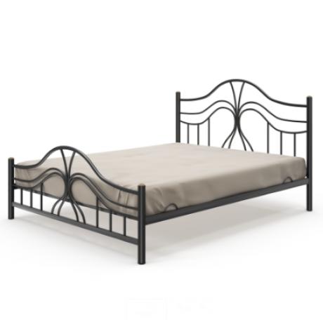 Железная кровать Твист