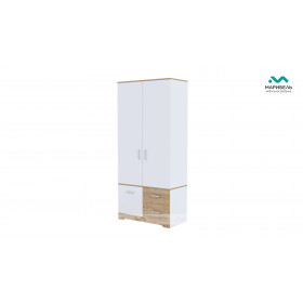Шкаф платяной Белла-6