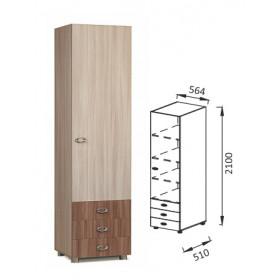 Шкаф ПМ-12 детская Юниор-6