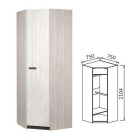 Шкаф угловой ВП-11 прихожая Визит-14