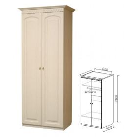 Шкаф 2-х дверный прихожая Визит-15
