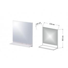 Зеркало прихожая Визит-6