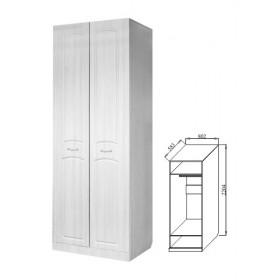 Шкаф 2-х створчатый Ева-10