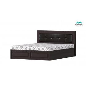 Кровать 1400 с под.механизмом Ева-11