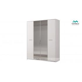 Шкаф 4-х дверный СГ-15 Ева-8