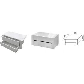 Секция с двумя ящиками Ева-9