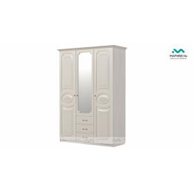 Шкаф 3-х створчатый Ивушка-5