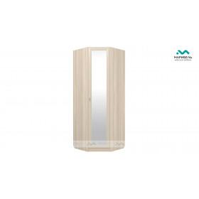 Шкаф угловой с зеркалом Ивушка-7