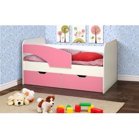 Детская кровать Дельфин ЛДСП (Матрица)