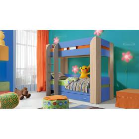 Двухъярусная кровать Юниор-6 (Матрица)