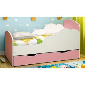 Детская кровать Облака №1
