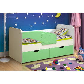 Детская кровать Винни-Пух (Матрица)