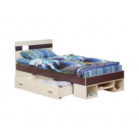 Кровать односпальная Некст
